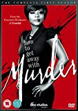How To Get Away With Murder: The Complete First Season (4 Dvd) [Edizione: Paesi Bassi] [Edizione: Regno Unito]