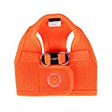 Puppia PAPA-AC1325 Neon Soft Geschirr B, XL, orange