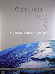Oxford Reference Atlas for India and the World (New English Work Books)