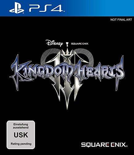 Ps3 Hearts Kingdom (Kingdom Hearts III - [PlayStation 4])