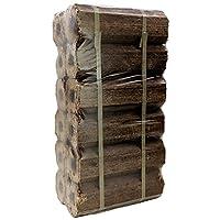 AMOS High Energy Ultra Dry Heat Logs Open Fire Eco Wood Log Fuel
