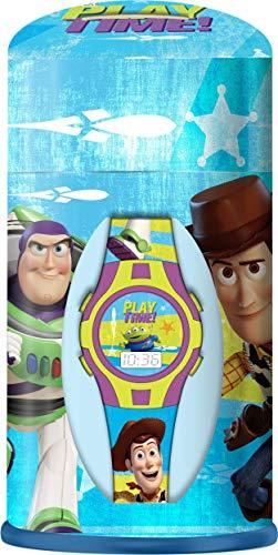 Toy Story Reloj Caja Metal Hucha 4 WD20339, Multicolor Kids Licensing 1
