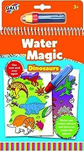 James Galt - 1004660 - Coloring Book On - La magia del agua - Dinosaurios