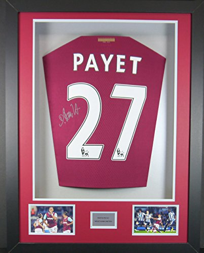 Dimitri-Payet-West-Ham-Signed-Shirt-3D-Framed-Display-with-COA