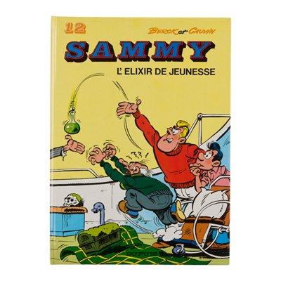 Sammy, tome 12 : l'élixir de jeunesse