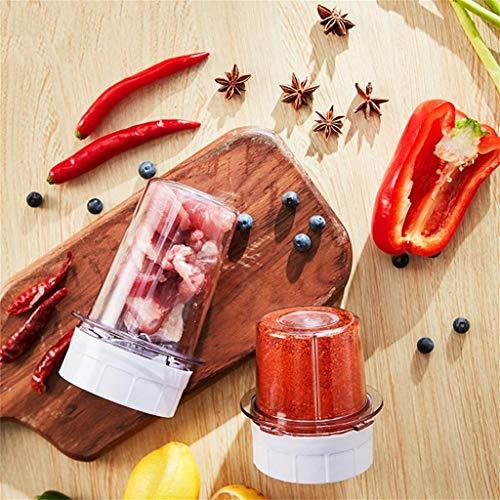 BXX Sommergetränkebereiter-Haushaltsentsafter, automatische Obst- und Gemüsesaftpresse, Saftbecher mit großem Fassungsvermögen, Multifunktionskochmaschine,EIN
