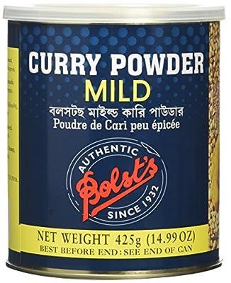 Bolst's Curry Powder Mild 425 g by Bolst's
