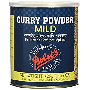 Bolst's Curry Powder Mild 425 g 1