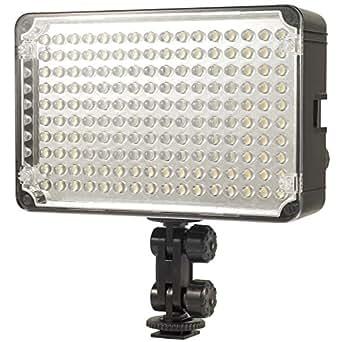 Panneau lampe Amaran de la marque Apature AL-198C à LED pour tournage vidéo avec appareil photo vidéo/caméscope 5600K 3200K pour Canon Nikon avec température couleur réglable LF171