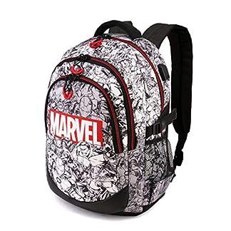 Marvel Brick-Mochila Running HS