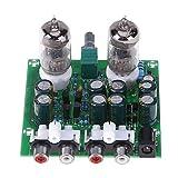 Asiright 6J1 - Amplificador de preamplificador estéreo electrónico