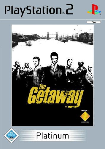 Sony Computer Entertainment The Getaway [Platinum]