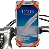 Yayago X-Style Bicycle / Motorbike Phone Holder with Doubled Security for Samsung Galaxy Note 2 N7100