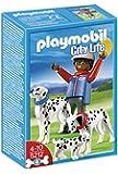 Playmobil - 5212 - Jeu de Construction - Famille de Dalmatiens