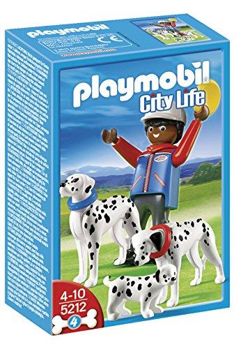 Playmobil - Dálmatas con Cachorro