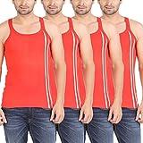 Zippy Men's Smart Sleeveless Red Vest (P...
