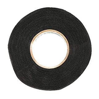 Vvciic Heat-Resistant Adhesive Cloth Fabric Tape Anti Squeak Tape Anti Rattle Tape for Car Motorcycle
