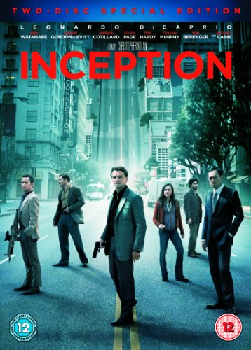 Click for larger image of Inception (Two-Disc Special Edition) [DVD] [2010]