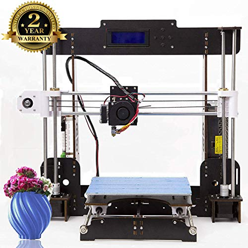Impresora 3D A8 Prusa I3 DIY Desktop 3D Printer