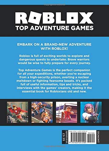 Roblox Handbook: Top Adventure Games