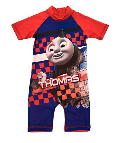 Boys-Character-Swimsuits-Sun-Safe-Swimming-Beach-Costume-Sunsuit-Kids-Size-UK-1-5-Years