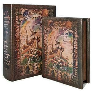 Original Kavatza Joint Box Mini als Buch The Habit Geheimbuch Holzbox MB1