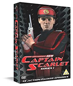 Gerry Anderson's New Captain Scarlet: Complete Series 1 [DVD]
