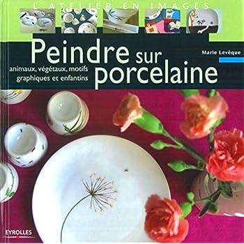 Peindre sur porcelaine: animaux, végétaux, motifs graphiques et enfantins