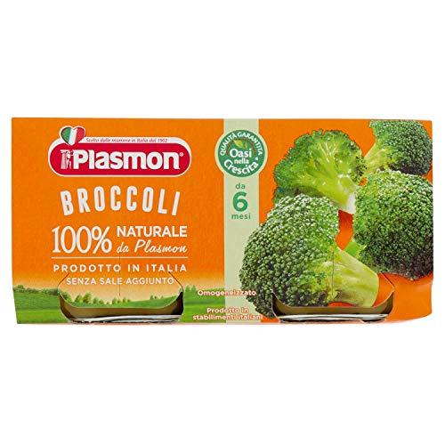Plasmon Omog Broccoli 2x80g