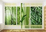 Fototapete Fototapeten Tapete Tapeten Foto inkl Kleister Bambus Bamboo 2-180 P8