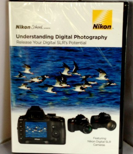 Nikon School DVD - Understanding Digital Photography by Bob Krist Nikon School Video