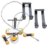 SHARROW Tiro al arco Pressa per Arco Portatile Bow Press per Arco Composto