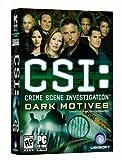Csi: Dark Motives / Game