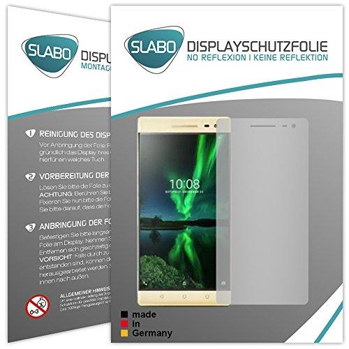 2 x Slabo Bildschirmfolie für Lenovo Phab 2 Pro Bildschirmschutzfolie Zubehör