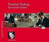 Der Schüler Gerber (CD) - Friedrich Torberg