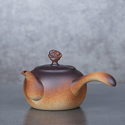 Teekanne Aus Keramik Teekanne Steinzeug, Tee, Herd, Holzkohleofen, Gasherd, Kochtopf, Wasserkocher, Wasserkocher, Teekanne, Kung Fu-Tee, Keramik-Teekanne, 700Ml, A