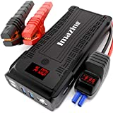 Imazing Portable Car Jump Starter - 2500A Peak 20000mAH