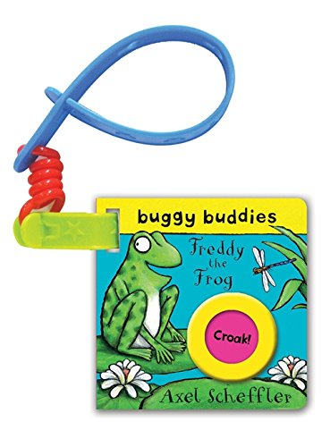 Freddy The Frog Buggy Buddies