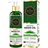 #3: Morpheme Remedies Pure Organic Neem Oil (ColdPressed & Undiluted) - 120ml