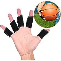 Zunate Finger Protector Sleeve,Sport-Fingerbandage Fingerbandagen Fingerschützer Finger Support Protector,für... preisvergleich bei billige-tabletten.eu