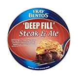 Fray Bentos Deep Fill Steak & Ale Pie - 6 x 475gm