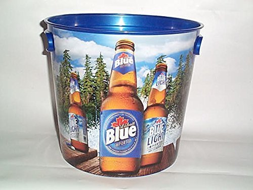 labatt-blue-unique-acrylic-beer-ice-bucket-new-by-labatt-blue