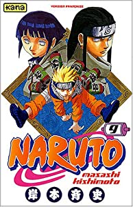 Naruto Edition simple Tome 9