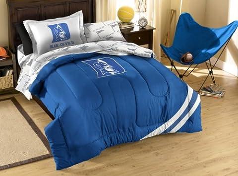 NCAA Duke Blue Devils Twin Bedding Set
