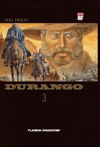 DURANGO Nº03(9788467478983) Cover Image