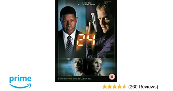 24: Season Two DVD Collection [DVD]: Amazon co uk: Kiefer