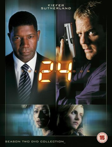 Click for larger image of 24: Season Two DVD Collection [DVD]