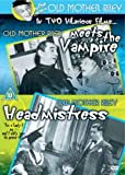 Old Mother Riley Meets The Vampire/Old Mother Riley Headmistress [DVD]