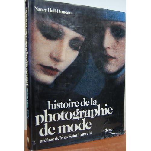 Histoire de la Photographie de Mode