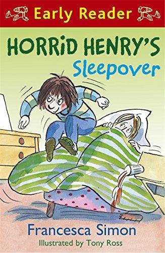 Horrid Henry's Sleepover: Book 26 (Horrid Henry Early Reader)